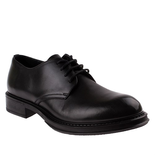 Frau 75P1 Erkek Ayakkabı Siyah