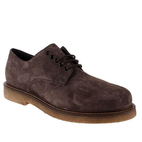 Frau 76D1 Erkek Ayakkabı Kahverengi