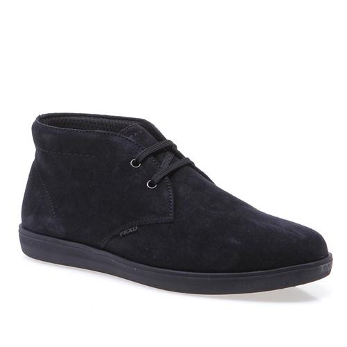 B5 Frau Suede 19 Erkek Ayakkabı Blu