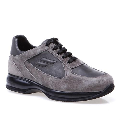 F5 Frau Nappasuede 24 Erkek Ayakkabı Antracıte