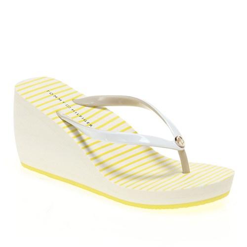 Tommy Myriam 10R Fw56816808 Kadın Ayakkabı Whıte