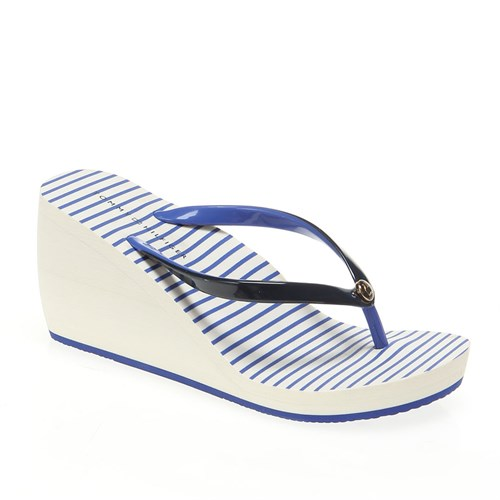 Tommy Myriam 10R Fw56816808 Kadın Ayakkabı Dark Indıgo
