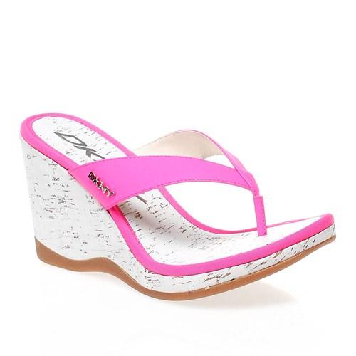Dkny -10 Size 23136110 Kadın Ayakkabı Neon Pink