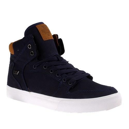 Supra Vaider S28256 Erkek Ayakkabı Black Brown Whıte