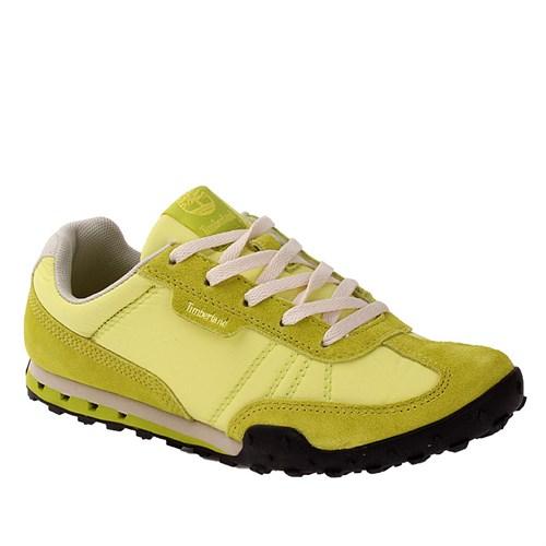 Timberland Ekgreeleylow 5711A Kadın Yellow Günlük Ayakkabı Casual