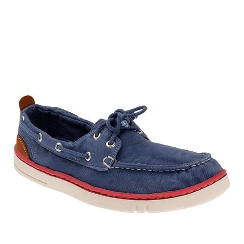 Timberland Ekhookstcnvboat 8109B Kadın Blue Günlük Ayakkabı Casual