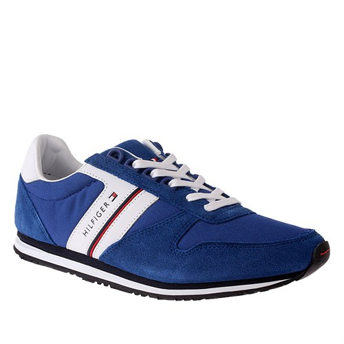 Tommy Hilfiger Sm - M2285Axwell 9C Fm56820440 Erkek Ayakkabı Monaco Blue