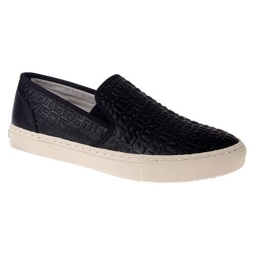 Tommy Hilfiger V1285ivien 35S Fw56820428 Kadın Ayakkabı Mıdnıght