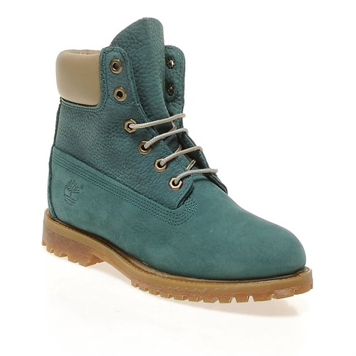 Timberland 6 in Premium Boot 8715R Kadın Bot Mavi