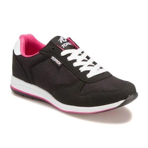 Torex A1273241 Siyah Fuşya Kadın Sneaker