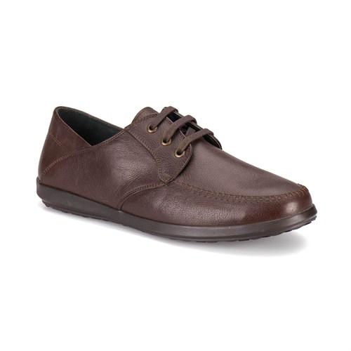 Flogart Sg-68-1 M 1494 Kahverengi Erkek Deri Ayakkabı