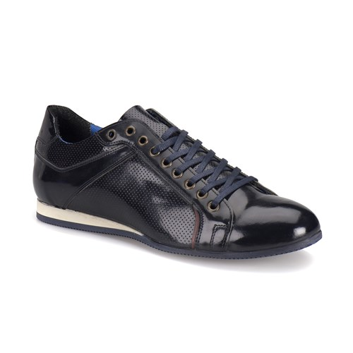 Key Foot M-940 M 1910 Lacivert Erkek Ayakkabı