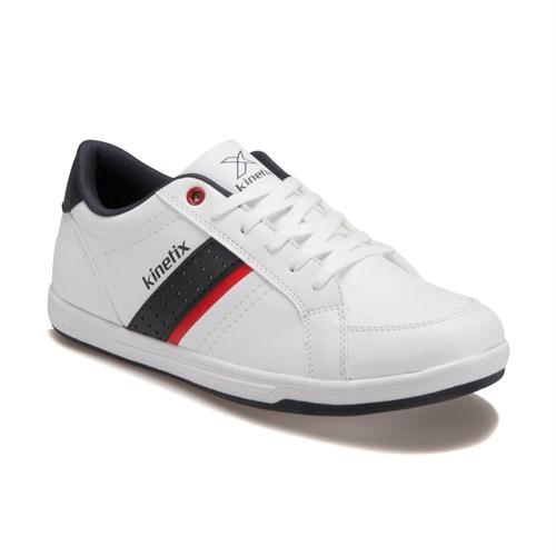 Kinetix A1287387 Beyaz Lacivert Kırmızı Erkek Sneaker