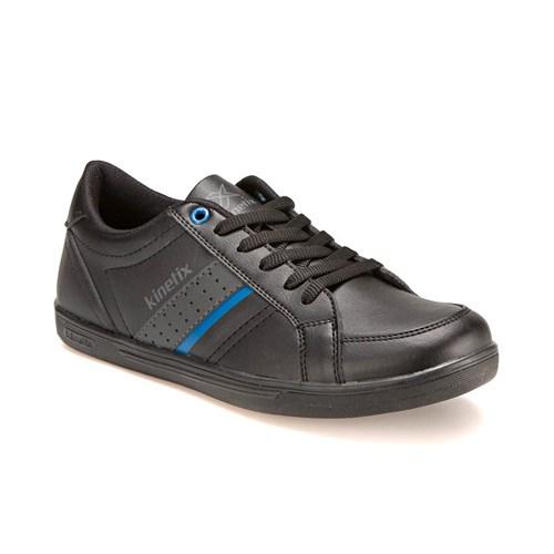 Kinetix A1287393 Siyah Saks Beyaz Erkek Sneaker