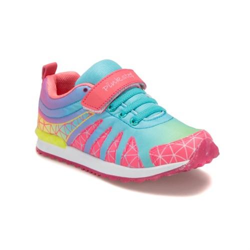 Pink Step A3335287 Mavi Kız Çocuk Ayakkabı