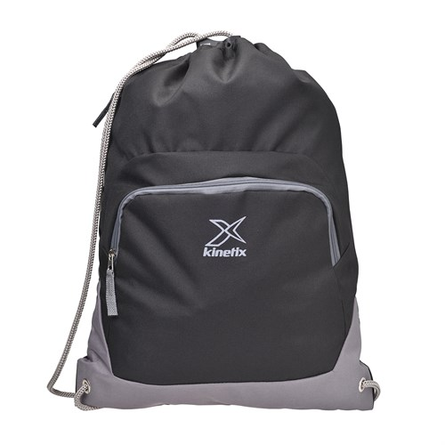 Kinetix A5224067 Siyah Koyu Gri Gri Unisex Sırt Çantası