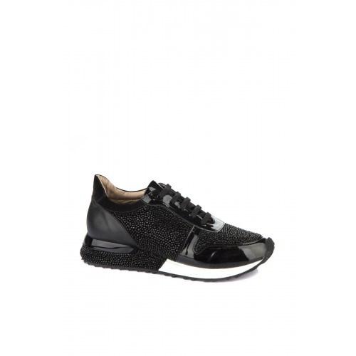 Elle Mileydi Kadın Ayakkabı - Siyah Kombin
