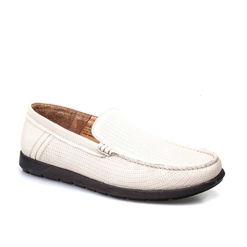 Cabani Extralight Günlük Erkek Ayakkabı Bej Kırma Deri
