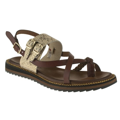 Greyder 99 6Y2ts50101 Kahverengi Sandalet