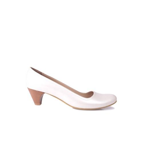 Loggalin 730730 035 313 Kadın Sedef Beyaz Günlük Ayakkabı