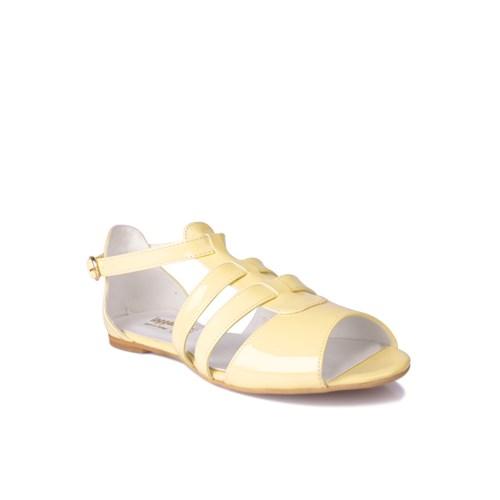 Loggalin 785001 031 120 Kadın Sarı Sandalet