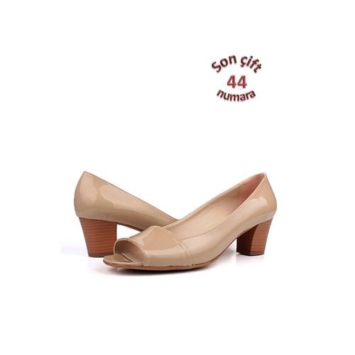 Loggalin 375025 031 320 Kadın Vizon Günlük Ayakkabı
