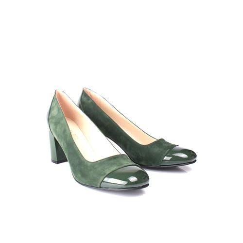 Loggalin 375500 031 677 Kadın Yeşil Günlük Ayakkabı