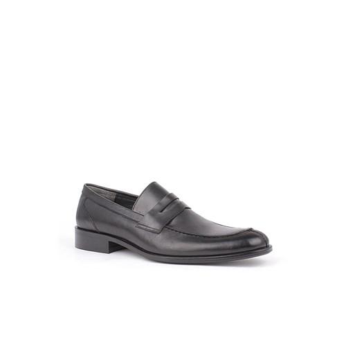 Erkan Kaban 352042 045 013 Erkek Siyah Klasik Ayakkabı