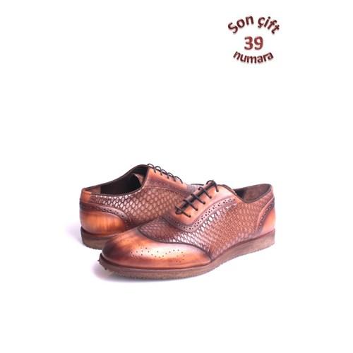 Erkan Kaban 351600 045 215 Erkek Taba Klasik Ayakkabı