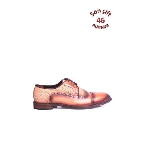 Erkan Kaban 352015 045 B22 Erkek Taba Klasik Ayakkabı