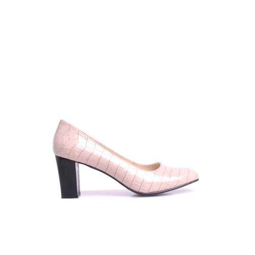 Loggalin 375511 031 654 Kadın Bej Günlük Ayakkabı