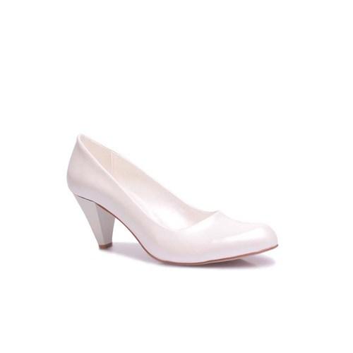 Loggalin 580720 313 Kadın Sedef Beyaz Ayakkabı