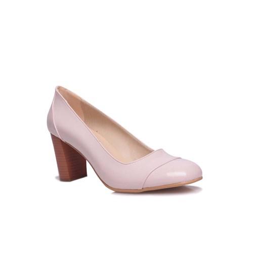 Loggalin 375500 031 319 Kadın Bej Günlük Ayakkabı