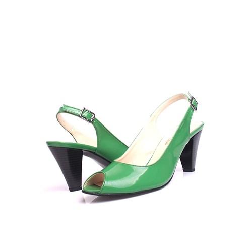 Loggalin 375105 031 670 Kadın Yeşil Günlük Ayakkabı