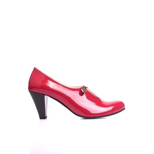 Loggalin 375406 031 520 Kadın Kırmızı Günlük Ayakkabı