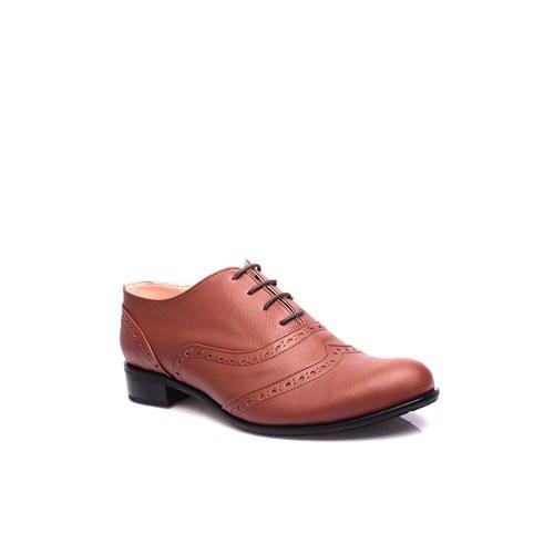 Loggalin 375927 031 162 Erkek Taba Klasik Ayakkabı
