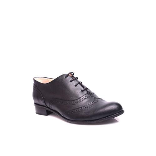Loggalin 375927 031 014 Erkek Siyah Klasik Ayakkabı