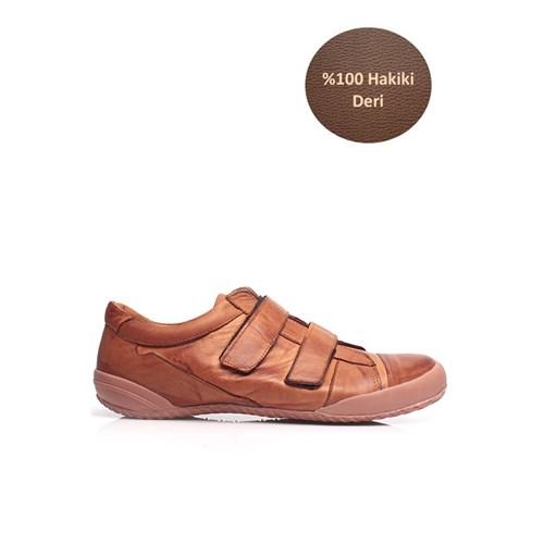 Loggalin 313314 090 162 Kadın Taba Günlük Ayakkabı