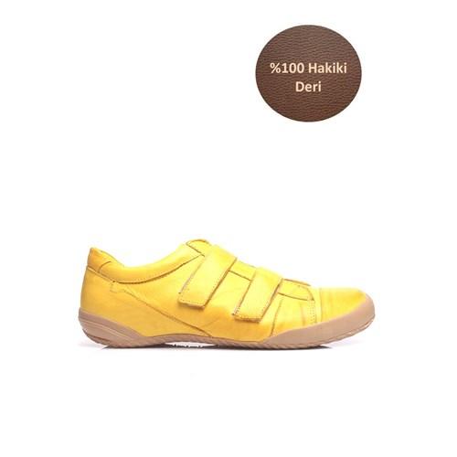 Loggalin 313314 090 120 Kadın Sari Günlük Ayakkabı