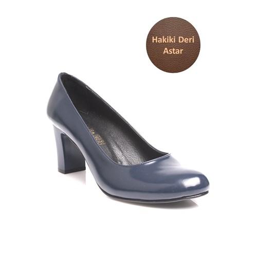 Loggalin 375107 031 422 Kadın Lacivert Açma Ayakkabı