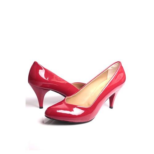 Loggalin 580110 031 559 Kadın Kırmızı Stiletto