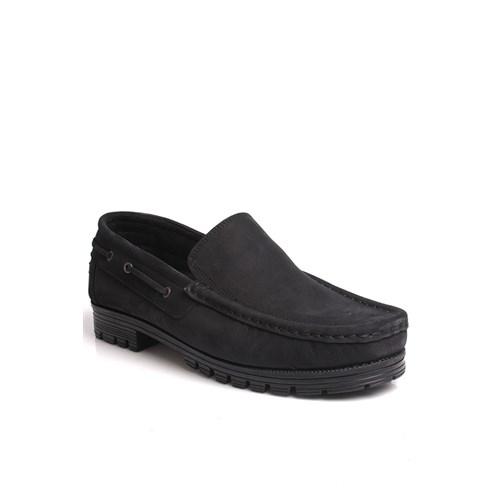 Se-Sa 737400 041 015 Erkek Siyah Kışlık Ayakkabı