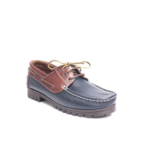 Se-Sa 737401 041 419 Erkek Lacivet - Kahve Kışlık Ayakkabı