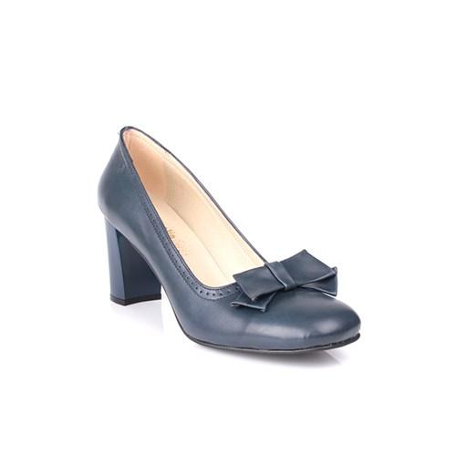 Loggalin 375003 031 418 Kadın Lacivert Günlük Ayakkabı