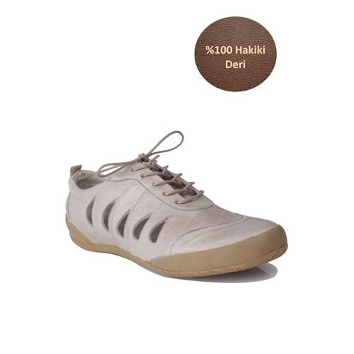 Loggalin 313160 090 872 Kadın Gri Günlük Ayakkabı