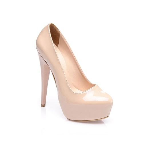 Sothe Mas-019 Ten Kadın Platformlu Ayakkabı