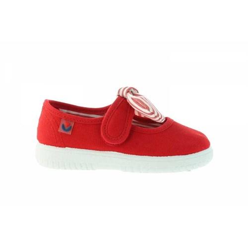 Victoria Çocuk Günlük Ayakkabı 105110-Roj