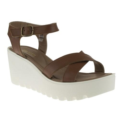 Greyder 99 6Y2cs50151 Taba Sandalet