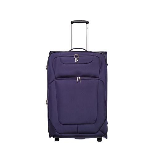 Ççs Kumaş Valiz Ççs5117-L Mor