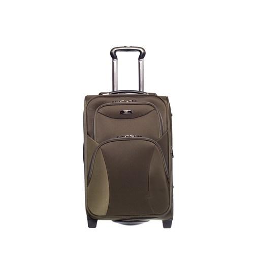 Ççs Kumaş Valiz Ççs405-S Yeşil